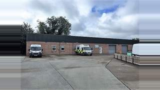 Primary Photo of Scottish Ambulance Depot, Holmpark Industrial Estate, Minnigaff, Newton Stewart - DG8 6AW