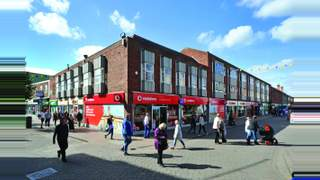 Primary Photo of Unit 9, 35 Cattlemarket, 1-8 Market St & 34-36 Cattlemarket, Loughborough, Leicestershire, LE11 3EP