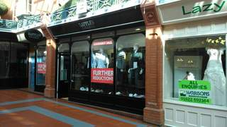 Primary Photo of Unit 33, Royal Star Arcade, High Street, Maidstone, ME14 1JL