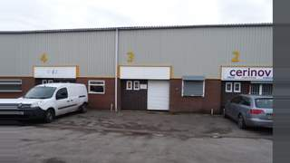 Primary Photo of Unit 3 Dewsbury Road Fenton Stoke on Trent