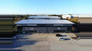 Primary Photo of Units 13/14 Vision, Acton, Kendal Avenue, Vision Industrial Park, London, W3 0AF