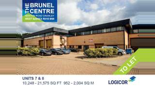 Primary Photo of Unit 8-9, The Brunel Centre, Newton Road, Crawley RH10 9TU
