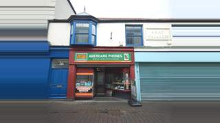 Primary Photo of 1 Market St, Aberdare CF44 7DY