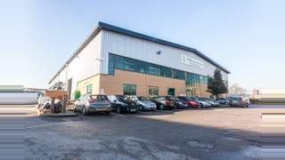 Primary Photo of Unit B, Guinness Circle, Trafford Park, Manchester, UK, M17 1EB
