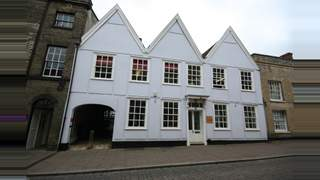 Primary Photo of Rear Office, 18 Hatter Street, Bury St. Edmunds, Suffolk, IP33 1NE