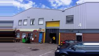 Primary Photo of Unit 5, Aerodrome Way, Hounslow, Greater London, TW5 9QB