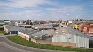 Primary Photo of Acorn Industrial Estate, Strawberry Street Hull, East Yorkshire, HU9 1EN