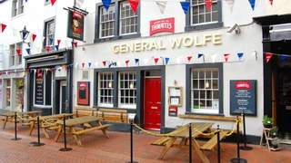 Primary Photo of General Wolfe, 7 Little Dockray, PENRITH, Cumbria, CA11 7HL