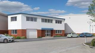 Primary Photo of Aylward House, 1a Belbins Business Park