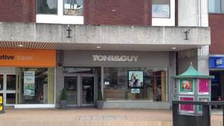 Primary Photo of Unit 19, Four Seasons Shopping Centre, Mansfield NG18 1SU