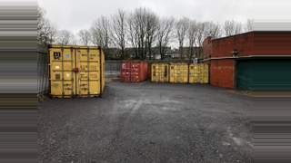 Primary Photo of Secure container store, Begonia St. Darwen. BB3 2DP