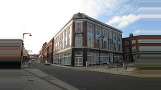 Primary Photo of Ground Floor Retail Units 2-8 Queen Street Burslem Stoke on Trent Staffs