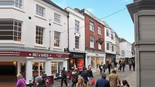 Primary Photo of 26 High St, Winchester SO23 9BL