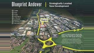 Primary Photo of Blueprint Plot 35 Walworth Business Park, Andover, Hampshire, SP10