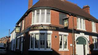 Primary Photo of Dunkirk Tavern, 98 King Alfred Street, Derby
