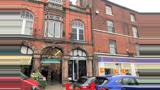 Primary Photo of 8a Market Place, Leek ST13 5HH
