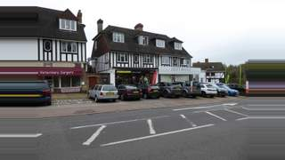 Primary Photo of 203-203a Fir Tree Road, Epsom, Surrey