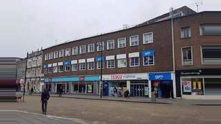 Primary Photo of 3rd & 4th Floors, 173-178 High Street, Southampton, SO14 2BY