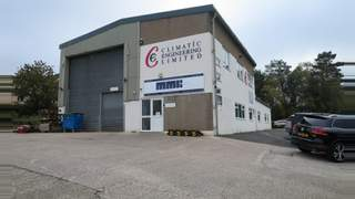 Primary Photo of 1 Cannon Road, Heathfield Industrial Estate, Newton Abbot TQ12 6SG