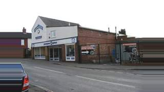 Primary Photo of Crown Stores, Alexandra Road, Swadlincote, Derbyshire - Swadlincote, De11 9ax