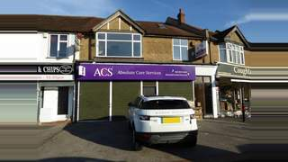 Primary Photo of 1st and 2nd Floors, 6 The Parade, Stafford Road, Wallington, Surrey