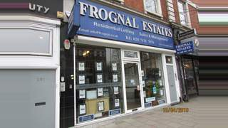 Primary Photo of 283 Finchley Road, Swiss Cottage, London, NW3 6BX