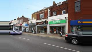 Primary Photo of 62 London Road, Portsmouth, PO2 0LN
