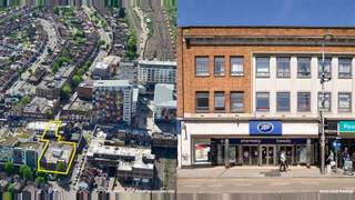 Primary Photo of Mixed-Use Investment and Development Opportunity, 500 High Road & 6 St John's Road, Wembley