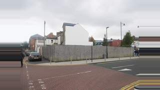 Primary Photo of Development Land, 96-98 Ocean Road, South Shields