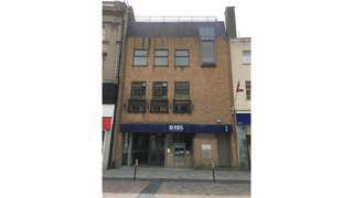 Primary Photo of Royal Bank Of Scotland - Former 1 Westgate Street, Gloucester Gloucestershire, GL1 2TT