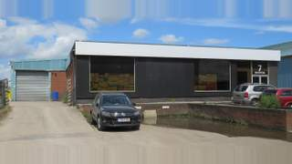 Primary Photo of Sterling Business Park Farm Road, Foxhills Industrial Estate, Scunthorpe, North Lincolnshire DN15 8QP
