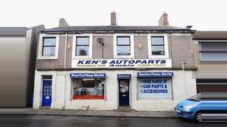 Primary Photo of Ken's Auto Parts, 9-11 Church Street, Amble