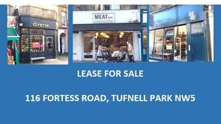 Primary Photo of 116 Fortess Road, London, NW5 2HL