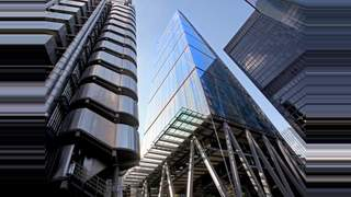 Primary Photo of Part Level 26 and 43rd Fl, 122 Leadenhall, London, EC3M 7BS