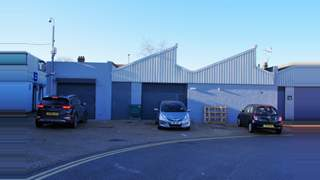 Primary Photo of 15/15a Zennor Trade Park, Zennor Road, Balham, London, SW12 0PS