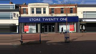Primary Photo of 19 High Street, Redcar, North Yorkshire, TS10 3BY