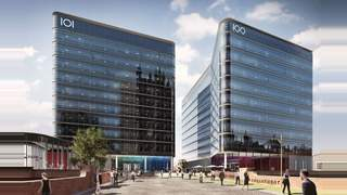 Primary Photo of 100 Embankment, Cathedral Approach, Manchester, M3 1SX