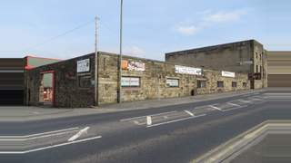 Primary Photo of Thorneybank Mill Trafalgar Street, Burnley, BB11 1TQ