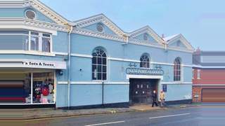 Primary Photo of Former Food Hall, Newport Market Hall, Stafford Street, Newport, Shropsihre, TF10 7LU
