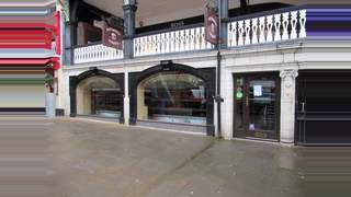 Primary Photo of Fully Fitted Restaurant Unit**, 31-31A, Bridge Street, Grosvenor Centre, Chester