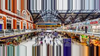 Primary Photo of Liverpool Street Station, Liverpool St, London EC2M 7QH
