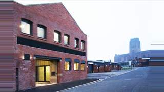 Primary Photo of 12 Jordan Street Studios, Baltic Triangle, Liverpool
