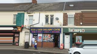 Primary Photo of Beer & Food Discount Centre, 329-331 Welbeck Road, Walker