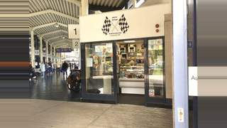 Primary Photo of Business + Fixtures / Fittings. The Pitt Stop Cafe. Lancaster Bus Station