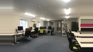 Primary Photo of Modern Semi-Serviced Office Suite, 8A Dunraven Place, Bridgend, CF31 1JD