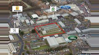 Primary Photo of Craigshaw Road West Tullos Industrial Estate, Aberdeen, AB12 3AS