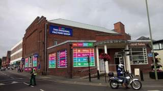 Primary Photo of Oswestry - Old Regal Cinema Retail Complex, SY11 2NN