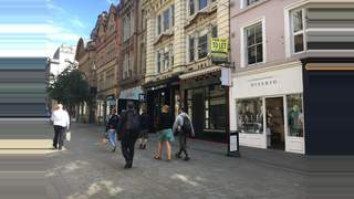 Primary Photo of 58 King Street Manchester Lancashire M2 4LY