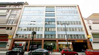 Primary Photo of At Suite 25, 63/66 Hatton Garden, Clerkenwell, EC1N 8LE