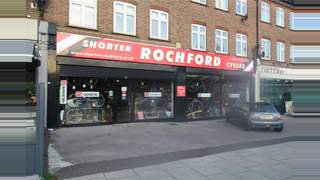 Primary Photo of Woodhouse Road, London, N12